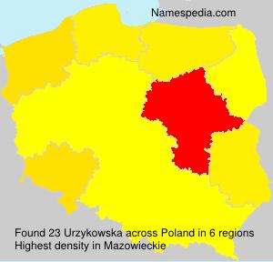 Urzykowska