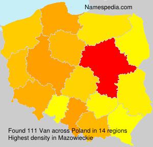Van - Poland
