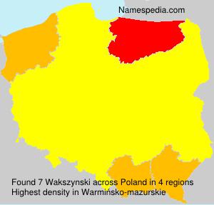 Wakszynski