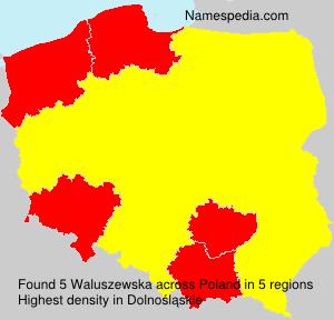 Waluszewska
