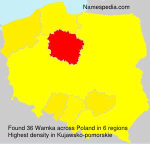 Wamka
