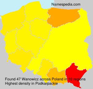 Wanowicz