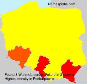 Warenda