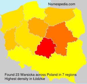 Warsicka