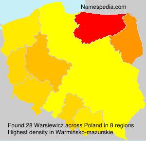 Warsiewicz