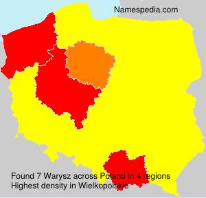 Warysz