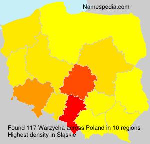 Warzycha