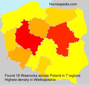 Wawrocka