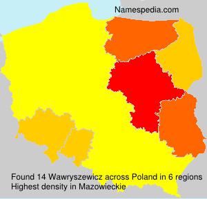 Wawryszewicz