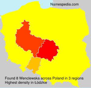 Wenclewska