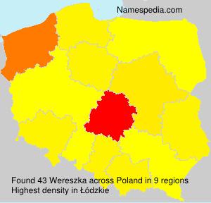 Wereszka