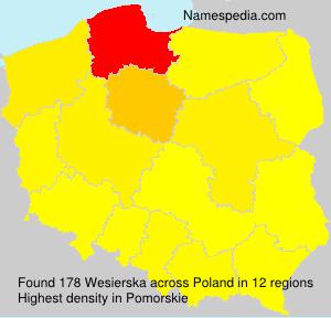 Wesierska