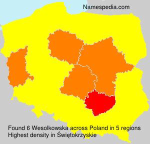 Wesolkowska