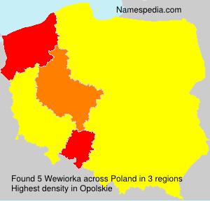 Wewiorka
