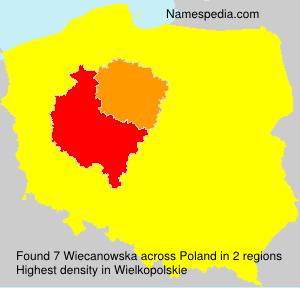 Wiecanowska
