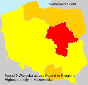 Wielecka