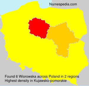 Wiorowska