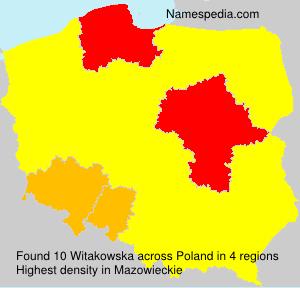 Witakowska