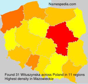 Wituszynska