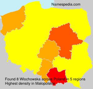 Wlochowska