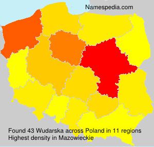 Wudarska