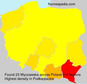 Wyczawska