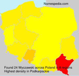 Wyczawski
