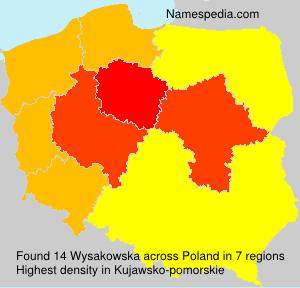 Wysakowska