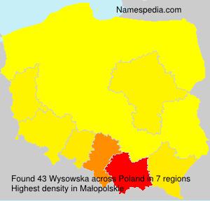 Wysowska