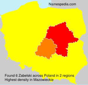 Zabelski