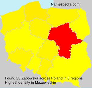 Zabowska