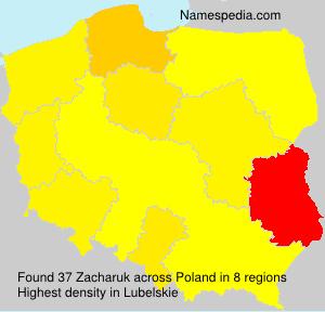 Zacharuk