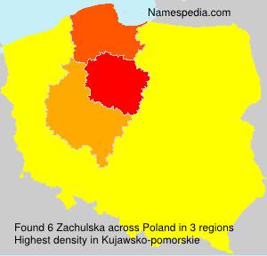 Zachulska