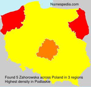 Zahorowska