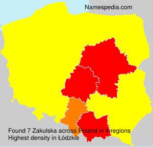 Zakulska