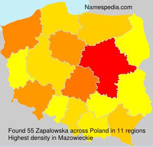 Zapalowska