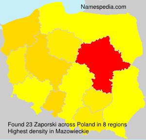 Zaporski