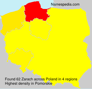 Zarach