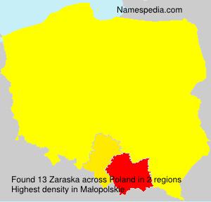 Zaraska