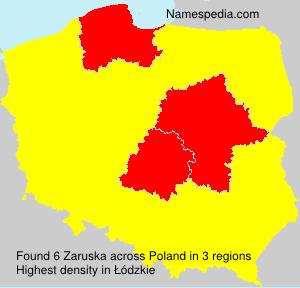 Zaruska