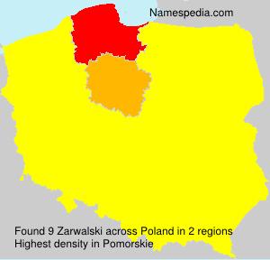 Zarwalski