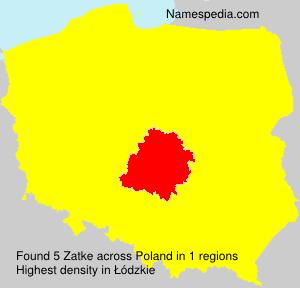 Zatke