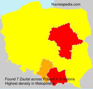 Zaufal