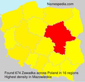 Zawadka