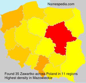Zawartko