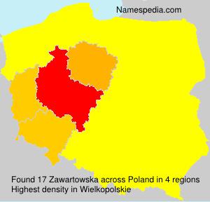 Zawartowska