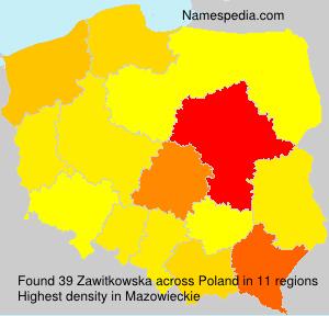 Zawitkowska
