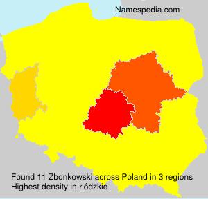Zbonkowski