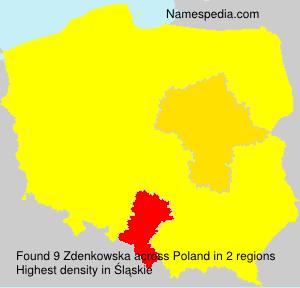 Zdenkowska