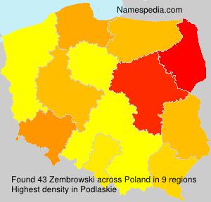 Zembrowski